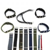 NATO Watch Strap Band Army Military Nylon One Piece Mens G10